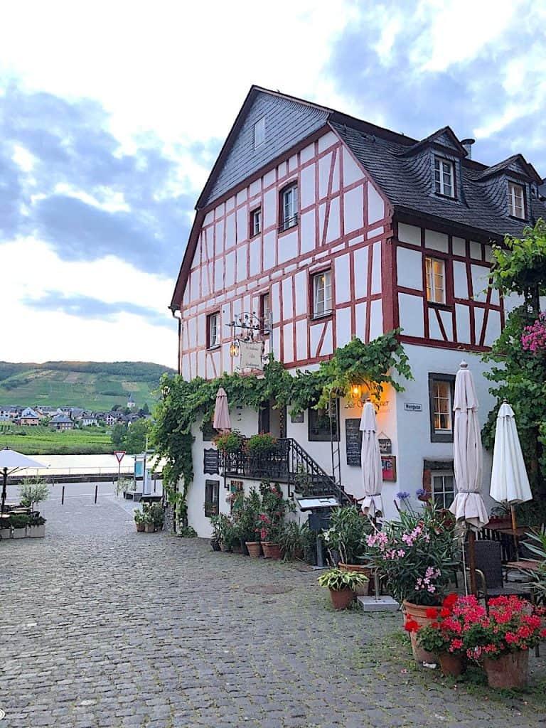 Hotel und Restaurant Altes Zollhaus in Beilstein an der Mosel
