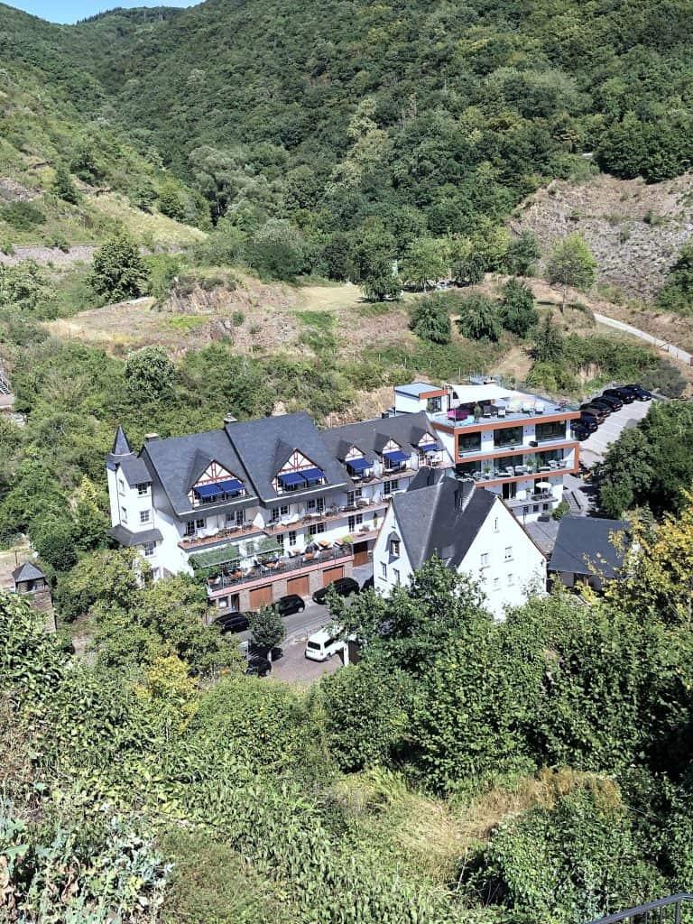 Hotel Lipmann am Klosterberg in Beilstein an der Mosel