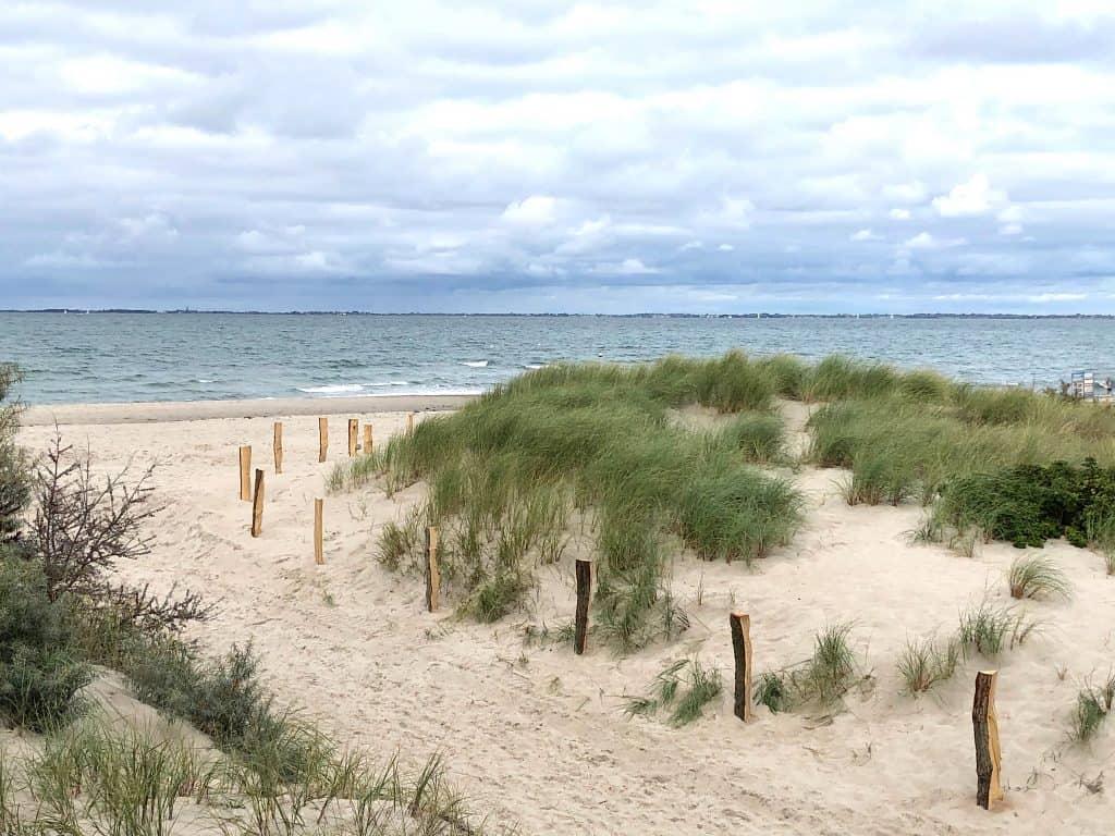 Nord- und Ostsee - Ostsee Strand und Dünen