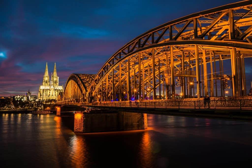 Flussgeflüster - die 10 längsten Flüsse Deutschlands