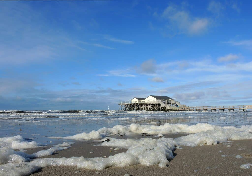 Nord- und Ostsee - Nordsee St. Peter Ording Strand