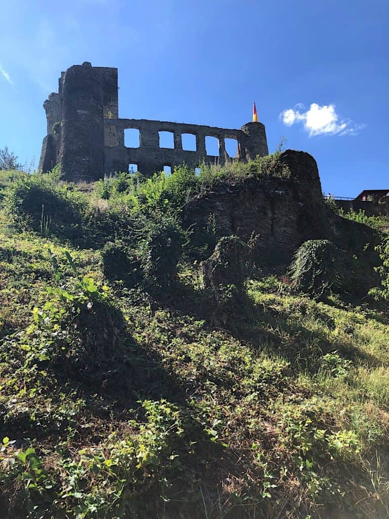Burg Metternich in Beilstein an der Mosel