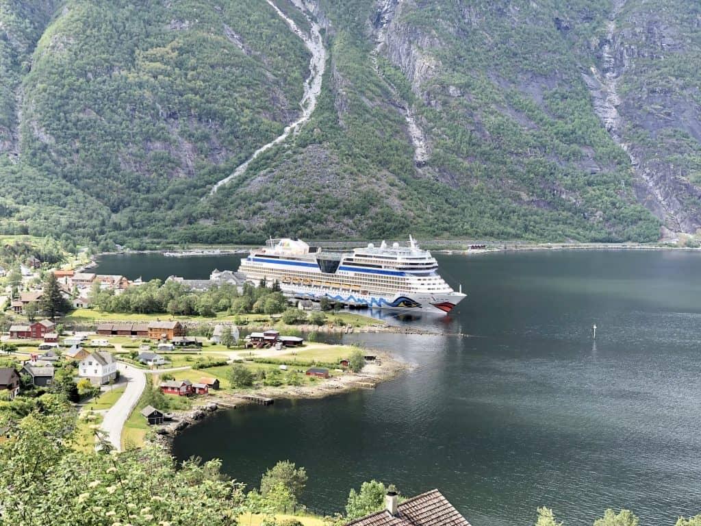 Kreuzfahrt Norwegens Fjorde