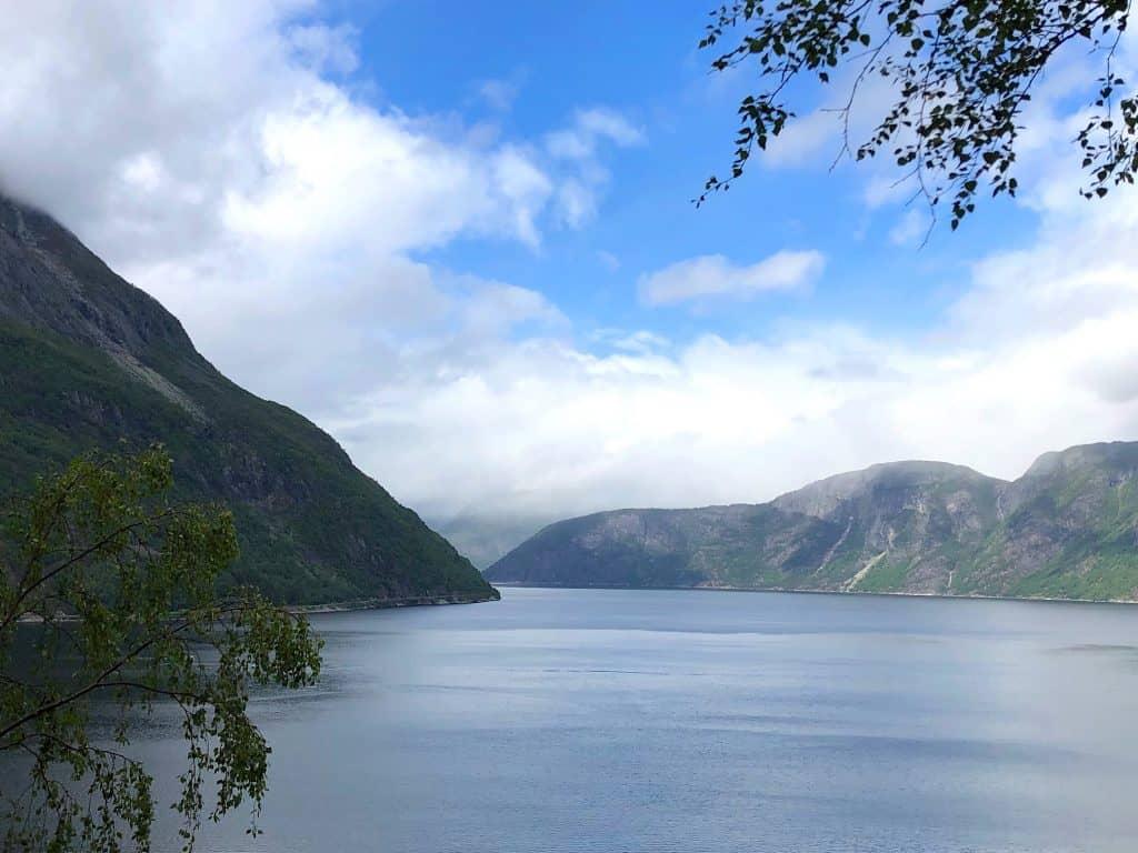 Norwegens Fjorde - Eidfjord
