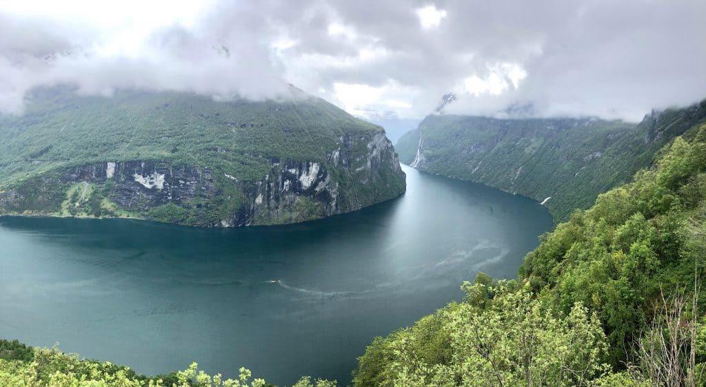 Norwegens Fjorde - Geirangerfjord
