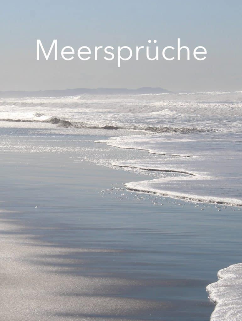 Maritime Sprüche Meersprüche